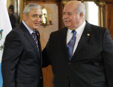 Julio Ligorría fue funcionario del gobierno de Otto Pérez. (Foto Prensa Libre: Hemeroteca)