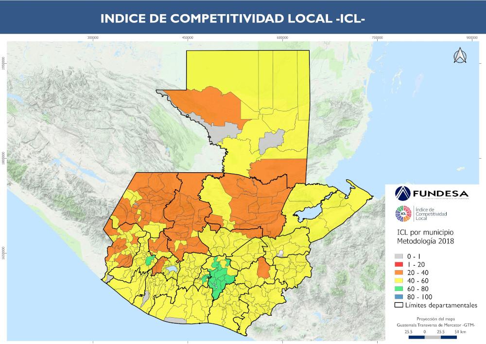 Guatemala: El país donde el desarrollo y el progreso se quedan en el 1% del territorio