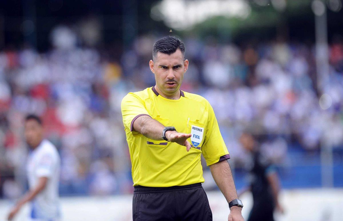 Copa Oro 2019: El árbitro guatemalteco Mario Escobar dirigirá la final entre Estados Unidos y México
