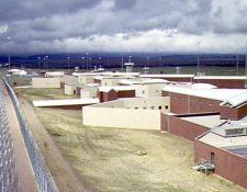 La Supermax o Alcatraz de las Montañas espera al Chapo Guzmán. (Foto tomada de Google Maps)