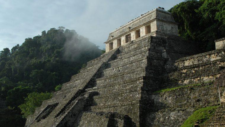 El tema central del Simposio es la relación entre mayas y teotihuacanos. (Foto Prensa Libre: Servicios).