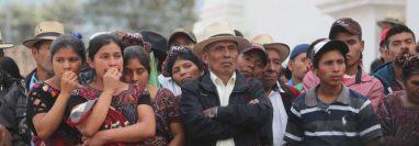 El Triángulo Ixil de Quiché es el lugar poblado más cercano a la actividad sísmica. (Foto Prensa Libre: Hemeroteca PL)