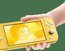 Nintendo  Switch Lite es una consola enfocada al juego portátil. (Foto Prensa Libre: nintendo.es)