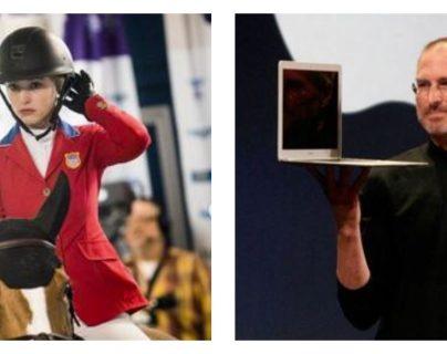 Hija de Steve Jobs competirá en los Juegos Panamericanos de Lima 2019