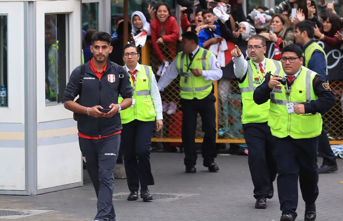Peruanos son recibidos como héroes, tras finalizar de subcampeones en la Copa América