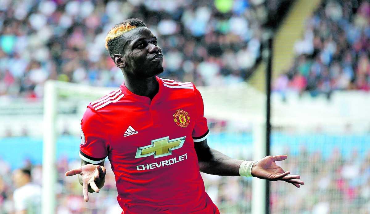 El Mánchester United convoca a Paul Pogba para la gira de pretemporada