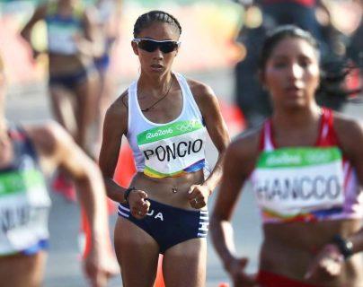 Maritza Poncio participó en la edición anterior de los Juegos Olímpicos de Río 2016 y ahora podrá estar en los Panamericanos de Lima 2019. (Foto Cog).