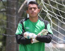 Mario Mendoza asegura que la Sub 23 afronta con responsabilidad el duelo contra Costa Rica  (Foto Prensa Libre: Edwin Fajardo).