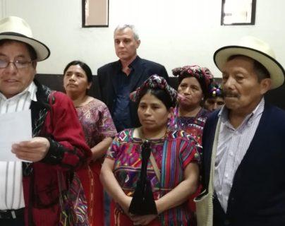 Querellantes en el caso de genocidio accionaron contra la jueza Claudette Domínguez. (Foto Prensa Libre: Cortesía)