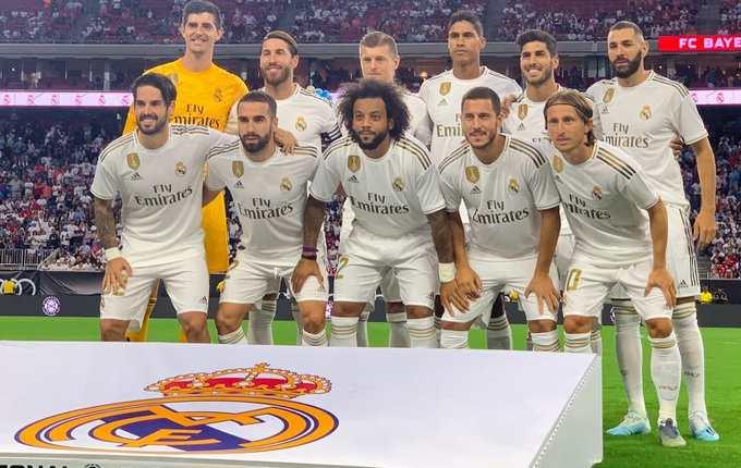 El Real Madrid se encuentra actualmente de gira por Estados Unidos. (Foto Prensa Libre: @realmadrid)