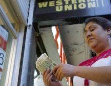 En cinco departamentos habría mayor incidencia en caso el gobierno de EE. UU. implemente un impuesto a las remesas. (Foto Prensa Libre: Hemeroteca PL)