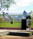 Para la reparación de escuelas a través del Quinto programa del Mineduc se requiere de unos Q170 millones. (Foto Prensa Libre: Hemeroteca PL)