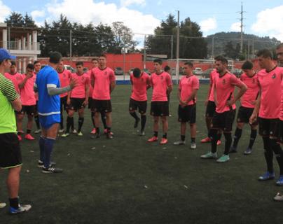 Municipal intentará derrotar hoy a la Liga Deportiva Alajuelense de Costa Rica, para seguir con vida en la Copa Premier Centroamericana (Foto Prensa Libre: CSD Municipa)