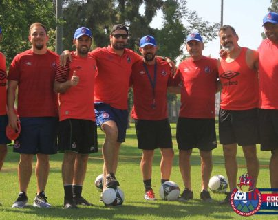 Municipal le dio continuidad a su entrenador Horacio Cordero. (Foto cortesía Municipal).