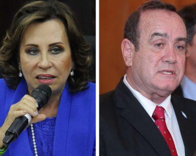 En la primera vuelta Sandra Torres superó a Alejandro Giammattei, pero ahora es el presidenciable de Vamos quien lidera la intención de voto. (Foto Prensa Libre: Hemeroteca PL)