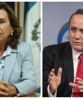 Torres declararía lesiva compra de aviones y Giammattei pide transparencia en adquisición