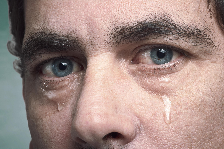 Porque se hinchan los ojos cuando uno llora