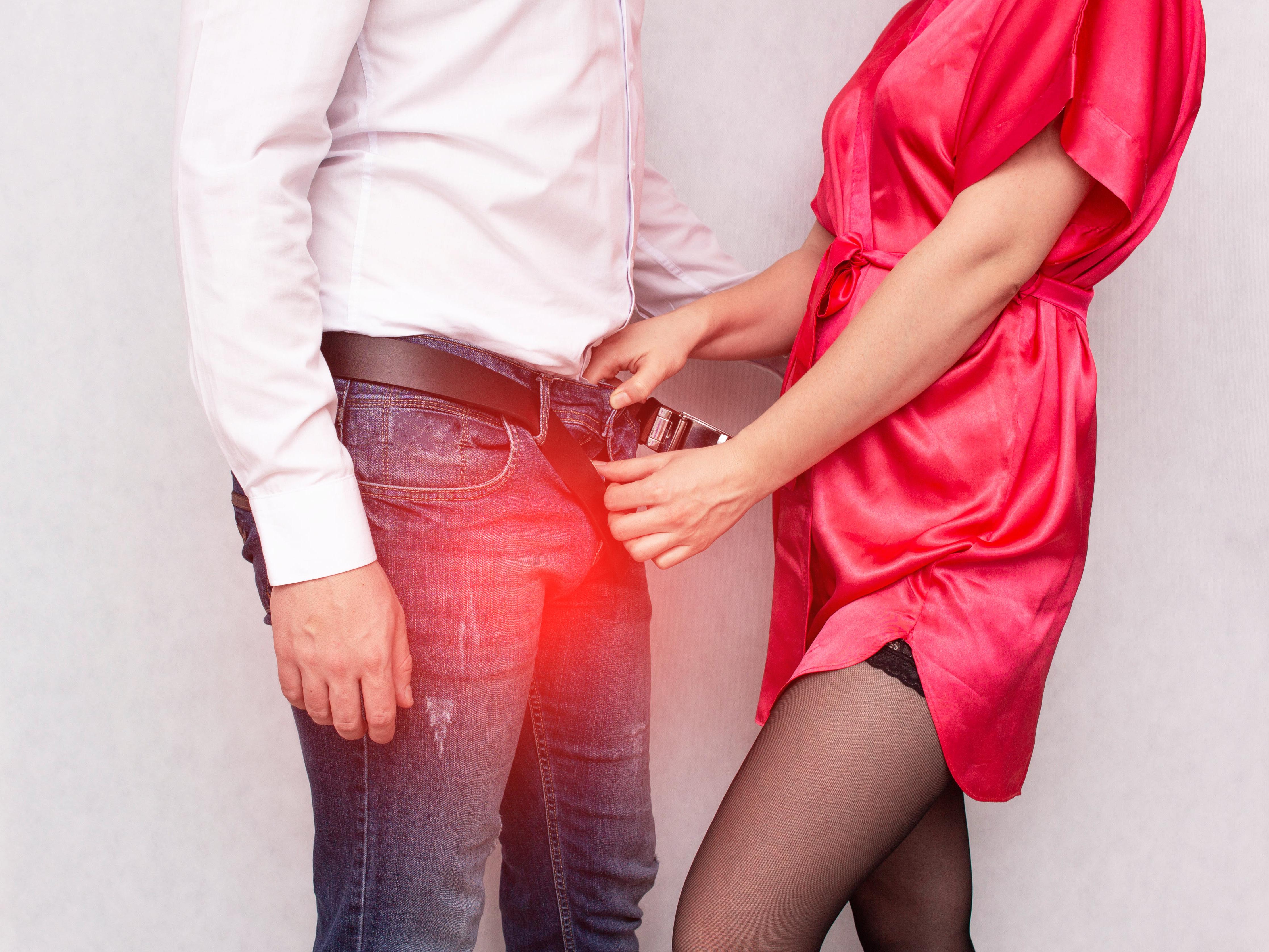 infecciones venereas en hombres fotos
