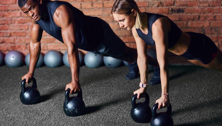 Resistencia, fuerza física, flexibilidad, potencia y equilibrio son algunas de las habilidades que desarrollará si practica esta disciplina. (Foto Prensa Libre: Servicios)