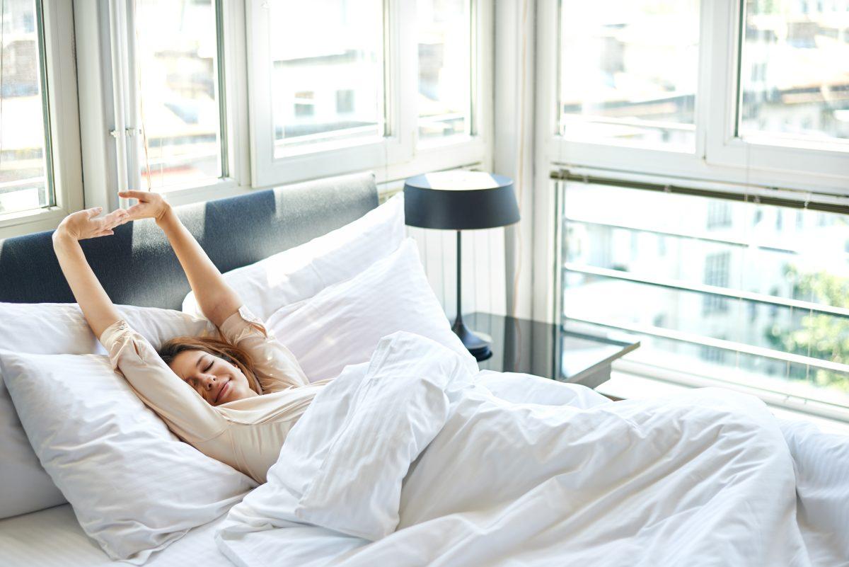 Esta cantidad de ácaros se almacena en su almohada y cama