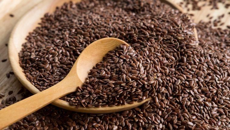 Las semillas de linaza ayudan a controlar el sobrepeso y a regular el apetito por la sensación de saciedad que producen. (Foto Prensa Libre: Servicios)
