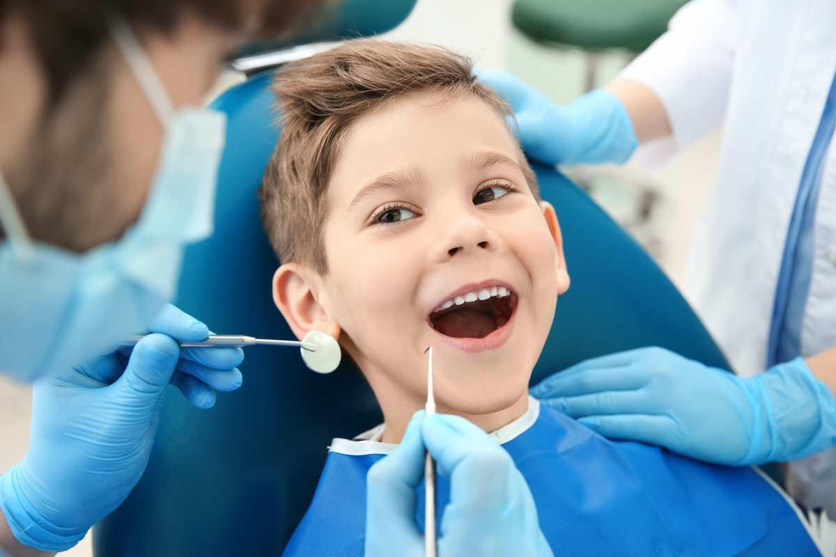 Hábitos de higiene bucal indispensable en los niños