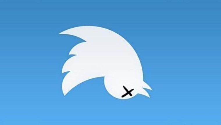 Twitter presentan falla a nivel mundial. (Foto Prensa Libre: Hemeroteca PL)