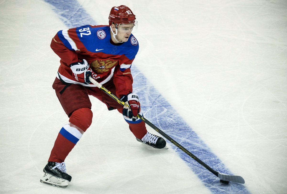Positivo a cocaína, jugador ruso de hockey sobre hielo suspendido cuatro años