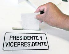 Este 11 de agosto los guatemaltecos elegirán al nuevo presidente de la República. (Foto: Hemeroteca PL)