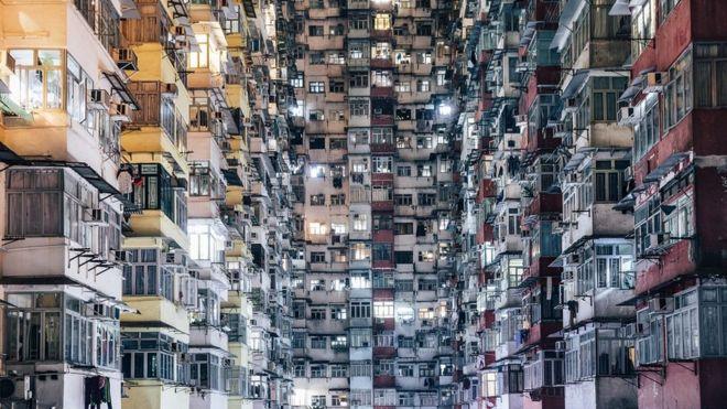Si pudiéramos ver los sonidos, ¿diseñaríamos las viviendas, oficinas y ciudades de manera diferente? GETTY IMAGES