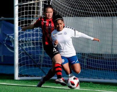 Madelyn Ventura pondrá pausa a su carrera en el futbol femenino de España