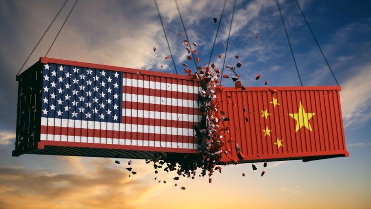 La guerra comercial se ha intensificado.