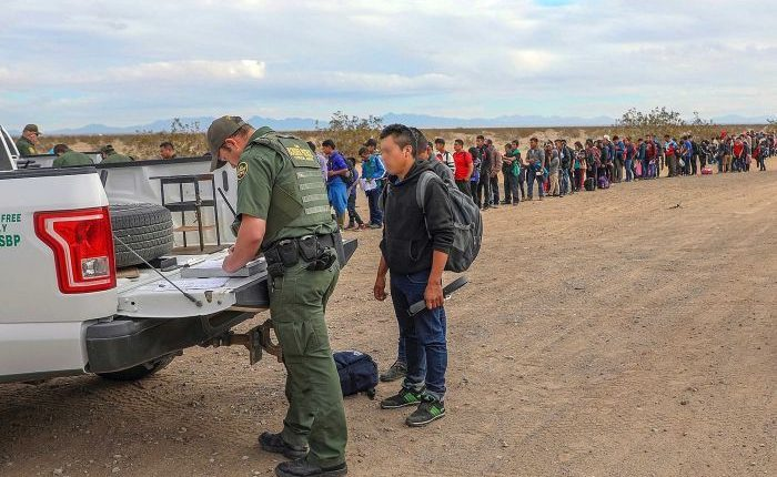 Estados Unidos advirtió que las deportaciones de guatemaltecos aumentarán. (Foto  tomada de cbp.gov)