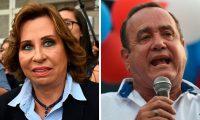La candidata de UNE, Sandra Torres, y el del partido Vamos, Alejandro Giammattei, competirán por la presidencia de Guatemala en segunda vuelta este domingo 11 de agosto.