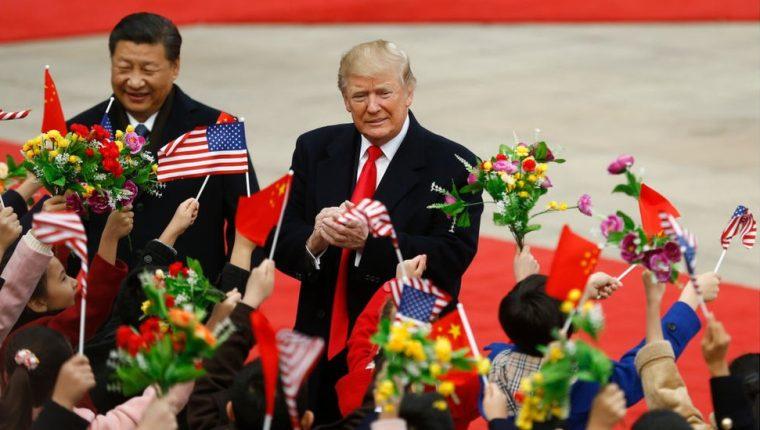 La guerra comercial entre las dos economías más grandes del mundo ha sido un importante factor de riesgo para los inversores este año. GETTY IMAGES