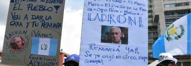 "La ""Primavera Chapina"" provocó la renuncia de presidente Otto Pérez Molina."