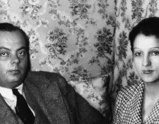 Antoine de Saint-Exupéry y su esposa Consuelo tuvieron un tormentoso matrimonio de 13 años.