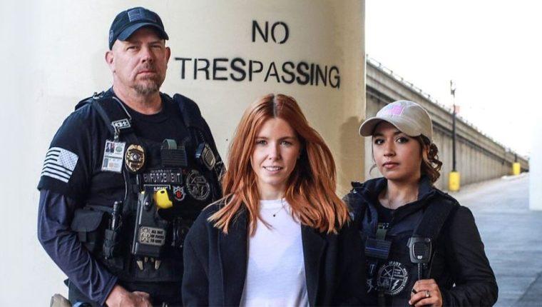 Un documental de BBC Three muestra cómo trabajan los cazadores de fugitivos en Estados Unidos que pueden apresarte aunque no son policías. BBC/TI MEDIA