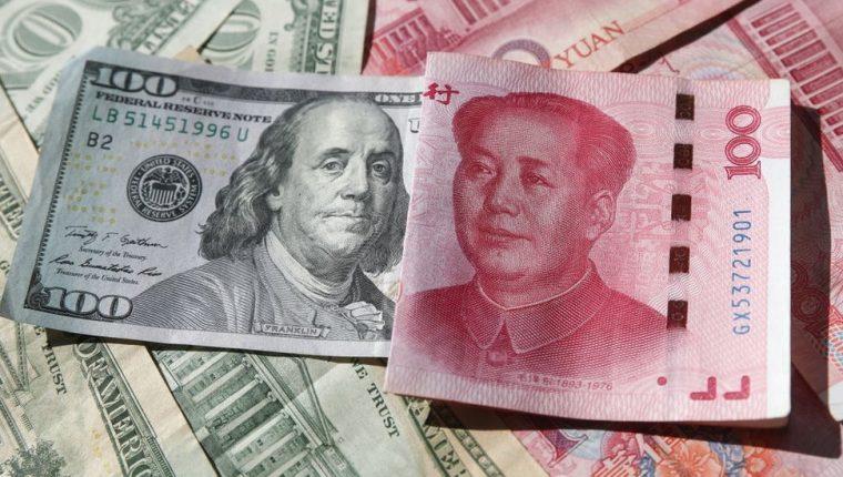 Trump cree la devaluación del yuan frente al dólar es una manipulación de China. GETTY IMAGES