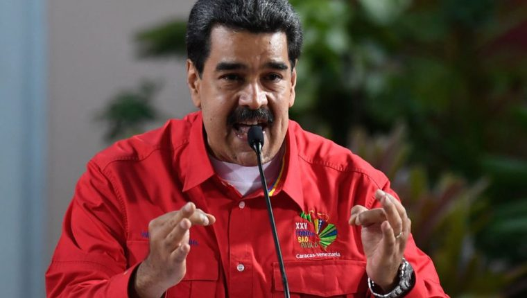 El gobierno de Nicolás Maduro dijo que las nuevas medidas pretenden forzar un cambio de gobierno en su país.