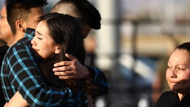 Al menos 19 de los 22 muertos en el tiroteo de El Paso son de origen latino. GETTY IMAGES