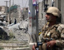 La explosión tuvo lugar en torno a las 9 de la mañana hora local cerca de un centro de reclutamiento de la policía.