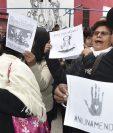 Las mujeres en Bolivia están alzando su voz contra la violencia machista.