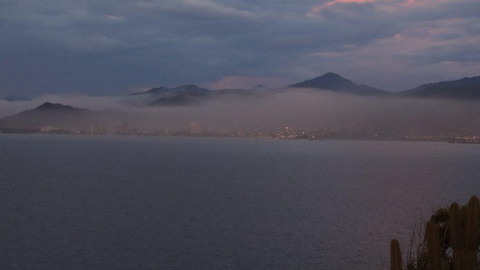 Crisis en Venezuela: Guanta, la ciudad invisible que vive bajo una nube tóxica
