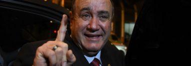 Alejandro Giammattei, presidente electo de Guatemala, estuvo en prisión preventiva acusado de haber participado en ejecuciones extrajudiciales.