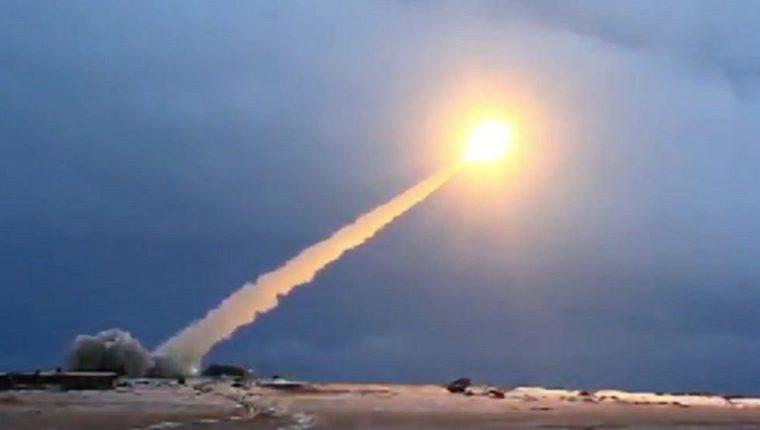 En febrero, Putin dijo que las pruebas del misil Burevestnik se estaban desarrollando de manera html5-dom-document-internal-entity1-quot-endexitosahtml5-dom-document-internal-entity1-quot-end.
