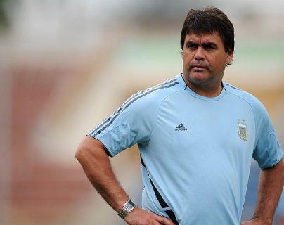 """José Luis """"Tata"""" Brown fue el autor del gol decisivo para Argentina del Mundial de México 86. GETTY IMAGES"""