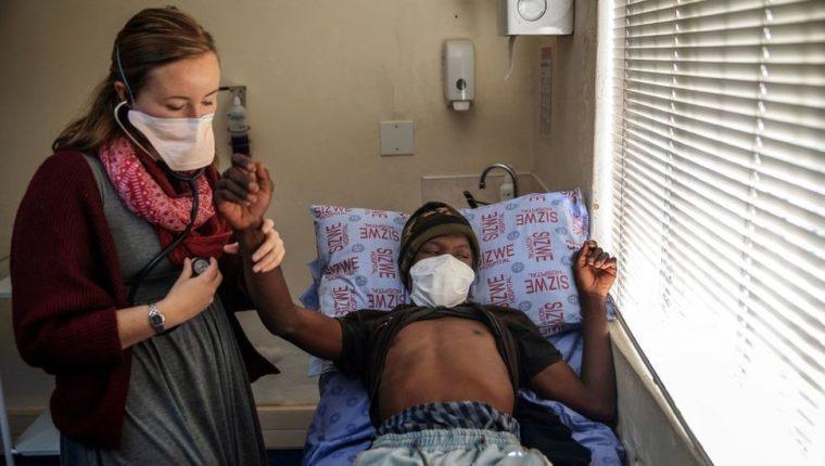 Las pruebas clínicas de fármacos se realizaron con 109 pacientes en Sudáfrica, bajo el programa Nix-TB.