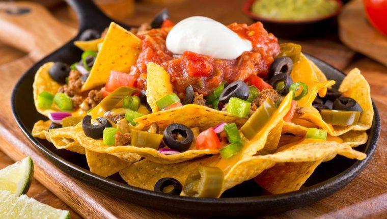 Hoy día, se pueden conseguir nachos en casi todo el mundo.