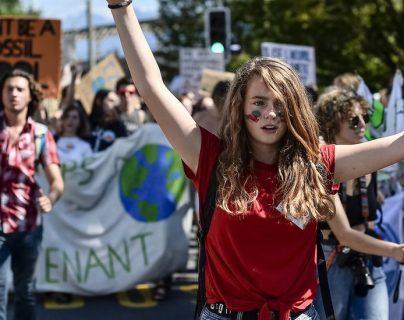 Aunque los jóvenes han estado protestando contra el cambio climático, los grandes empresarios están ejerciendo presión desde otra dirección.